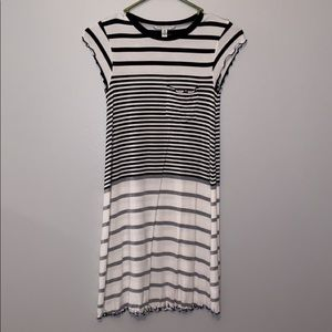 Striped American Eagle dress